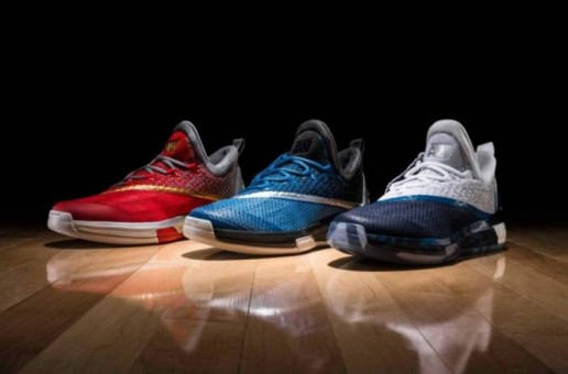 adidas Presents The Crazylight Boost 2.5 Andrew Wiggins Pack (Photos)