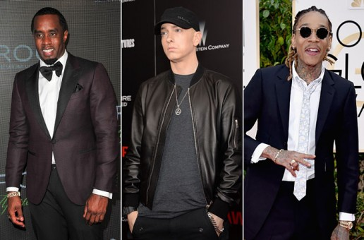 Diddy, Eminem & Wiz Khalifa Donate 1 Million Water Bottles To Flint