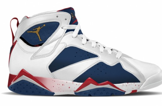 """Could We See Russell Westbrook Playing In These Air Jordan 7 """"Olympics"""" In Rio? (Photo)"""