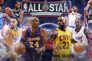 The Official 2016 NBA All-Star Lineup Has Been Revealed; HHS1987 Names Our 2016 NBA All-Star Reserves