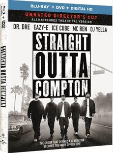 """Atlanta Enter To Win A Blu-ray Combo Pack Of Universal Pictures """"Straight Outta Compton"""" Via HHS1987's Eldorado"""