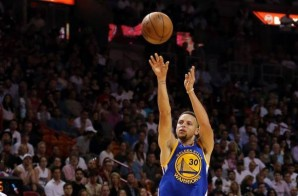 Golden State MVP: Stephen Curry Drops 42 Against The Miami Heat (Video)