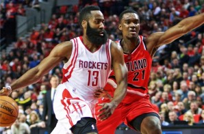 Rocket Power: James Harden Drops 46 Points Against the Portland Trailblazers (Video)