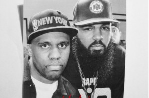 Consequence – Let It Be Ft. Stalley & Alex Isley