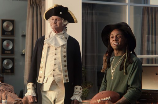 Lil Wayne's 'Movin' On Up' As He Stars In Apartment.com's Superbowl Ad! (Video)