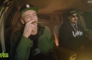 """Noah """"40"""" Shebib Hops In The """"Smokebox"""" With B. Real For A Rare Interview (Video)"""
