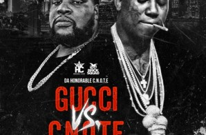 Gucci Mane & Honorable C NOTE – Gucci Vs. C.N.O.T.E 2 (Mixtape)