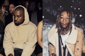 Kanye And Wiz Khalifa Squash Their Beef!