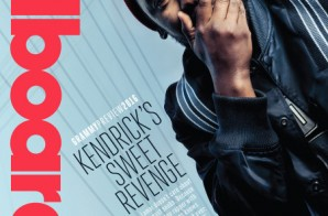Kendrick Lamar Covers The Latest Edition Of Billboard Magazine