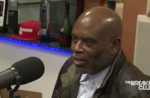 "L.A. Reid Talks New Book ""Sing To Me"", LaFace Records, Signing Rick Ross & More On The Breakfast Club (Video)"