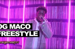 OG Maco Freestyle On Westwood Crib Sessions (Video)