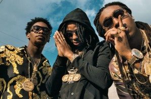 Migos Preview New Song With Kanye West! (Video)