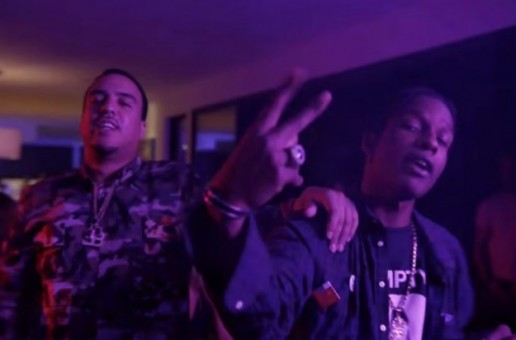 French Montana – Off The Rip Ft. A$AP Rocky (Remix) (Video)