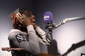 Rich Homie Quan Freestyles Over Tupac, Nas, & More On Tim Westwood Show