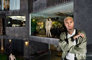 Tyga Takes On High Fashion In Dujour Magazine