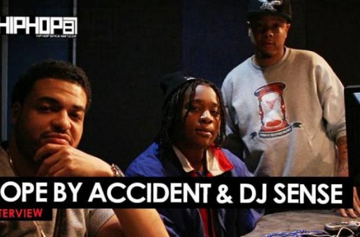 "Dope By Accident Talks Working With Polow Da Don, Missy Elliott & Timbaland, ""Sense City"" with DJ Sense, Writing For Beyonce, Usher, Chris Brown & Monica And More With HHS1987 (Video)"