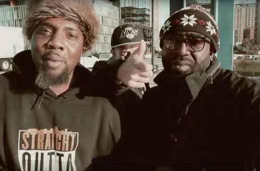 Blak Madeen x Blacastan – Mic Divine (Video)