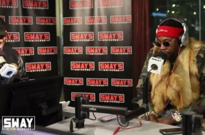 2 Chainz Talks Collegrove & More On 'Sway In The Morning' (Video)