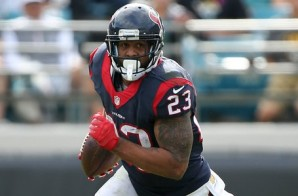 Thanks For Your Services: The Houston Texans Have Released Arian Foster