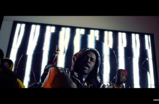 A$AP Ferg – Let It Bang Ft. ScHoolboy Q (Video)