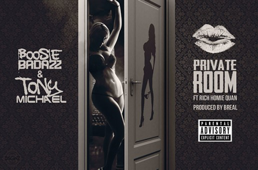 Boosie Badazz – Private Room Ft. Rich Homie Quan & Tony Michael