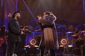 """Future x The Weeknd Perform """"Low Life"""" On SNL (Video)"""