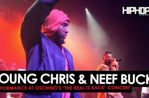 "Young Chris & Neef Buck Performance at Oschino's ""The Real is Back"" Concert (Video)"