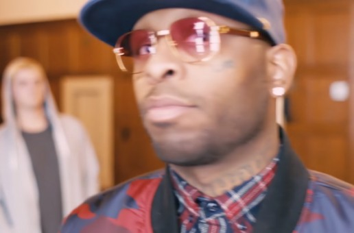 "Behind The Scenes Footage Of Royce Da 5'9 ""Tabernacle"" Music Video"