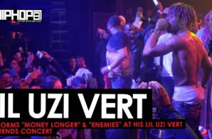 "Lil Uzi Vert Performs ""Money Longer"" & ""Enemies"" at the TLA (Video)"