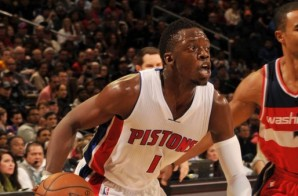 Detroit vs. Everybody: Reggie Jackson Drops 39 on the Wizards (Video)