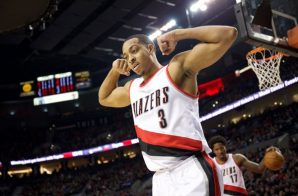 Raising Star: Portland Trail Blazers Guard CJ McCollum Named The KIA NBA Most Improved Player
