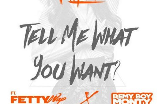 Twayne x Fetty Wap x Monty – Tell Me What You Want