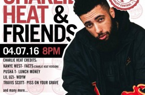 Rec Philly Presents: Charlie Heat & Friends