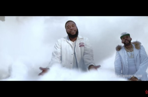 Cap-1 – Blessings Ft. Big K.R.I.T. (Video)
