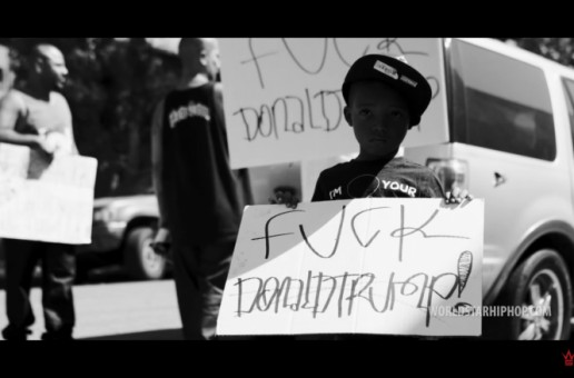 YG x Nipsey Hussle – F*ck Donald Trump (Video)