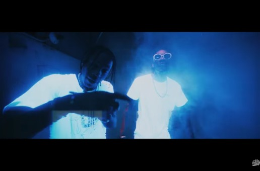 Wiz Khalifa – Bake Sale Ft. Travi$ Scott (Video)