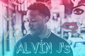 Alvin J IV – The IV (Mixtape)