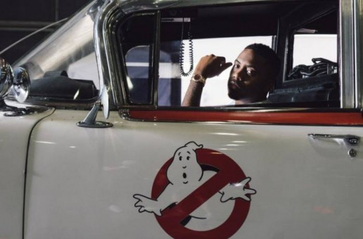 Nas' HSTRY Clothing Line Launches Collection With Ghostbusters! (Video)