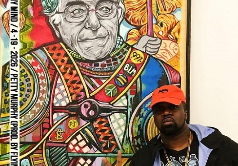 Smoke DZA – Outside My Mind x 4 -19 – 2026 x Petty Murphy (Prod. By Flying Lotus)
