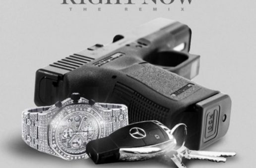 Uncle Murda – Right Now Ft. Future x Fabolous x Jadakiss (Remix)