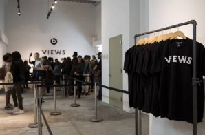 "Drake Fans In NYC Laced With Free Merch At ""Views From the 6"" Pop-Up"