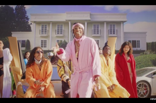 A$AP Mob – Yamborghini High Ft. Juicy J (Video)