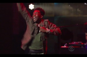 "Desiigner Lights Up The Stage As He Performs ""Panda"" On The Late Show (Video)"