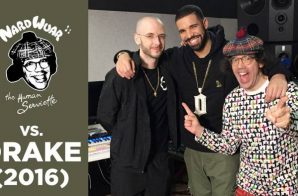 Nardwuar Interviews Drake & 40 (Video)