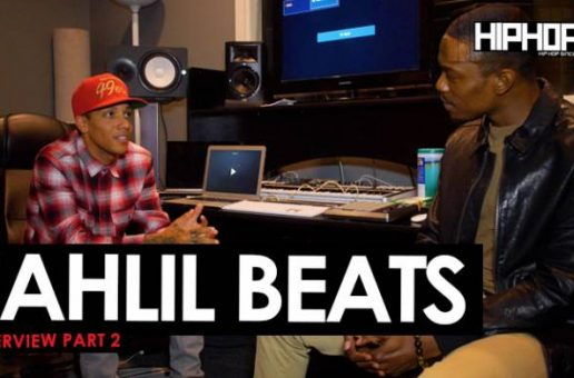 Jahlil Beats 2016 HipHopSince1987 Exclusive Interview (Part 2)