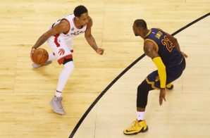 It Was All Good A Week Ago: The 2016 Eastern Conference Finals Is Tied (2-2) After A Big Game 4 Victory By The Toronto Raptors (Video)