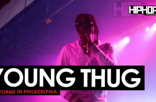 Young Thug Performs Live In Philly (5/1/16) (Video)